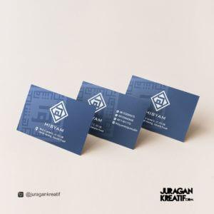 Kartu Nama - Hisyam